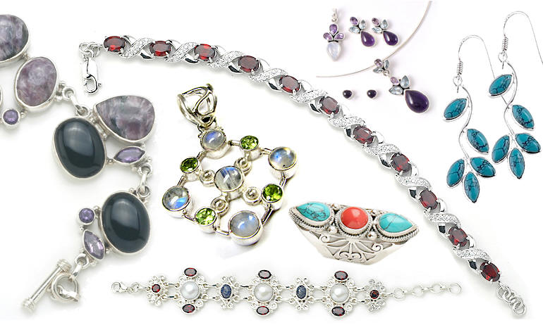 Silver jewelry exporters india silver jewelry manufacturers silver silver jewelry india aloadofball Gallery
